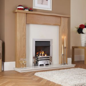 Full Depth Inset Gas Fire